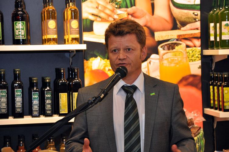 Andreas Poschner, ADEG Vorstand