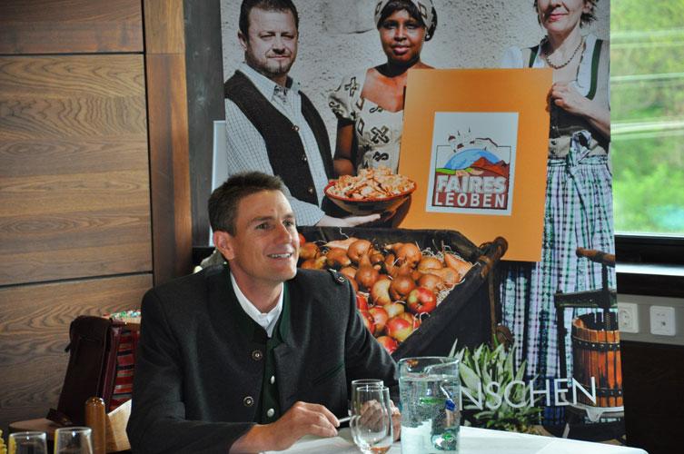 Thomas Lanzer-Breitfuß, Bio-Landwirt und Projektpartner