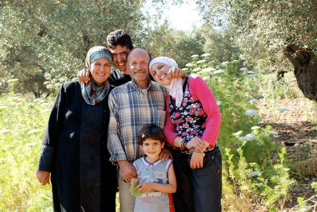Produzenten in Palästina