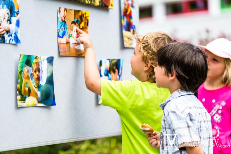 Foto-Ausstellung zum Erlebnisprogramm