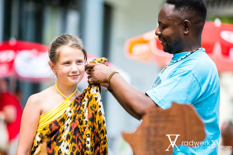 Afrikanisches Lebensgefühl in Göss